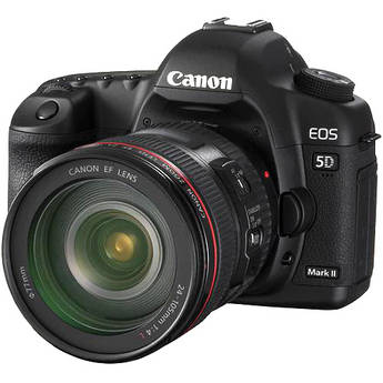 Canon 5D Mark II Bundle Deal