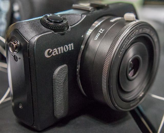Canon EOS M-5