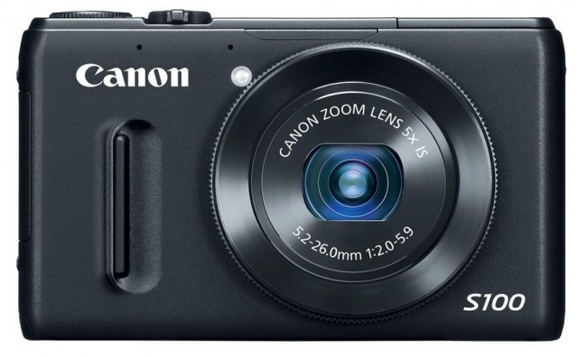 Canon PowerShot S100 for $229 - Black Friday Deal of the Day