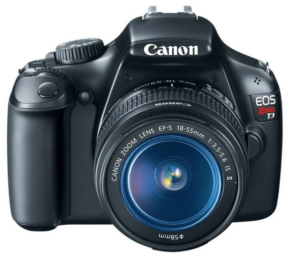 Canon Rebel T3 for $405 - Black Friday / Cyber Monday Deal