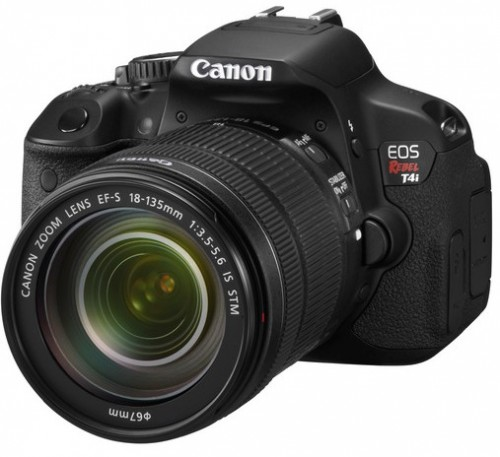 Canon Rebel T4i w/ 18-135mm Lens for $899 - Cyber Monday Deal Alert