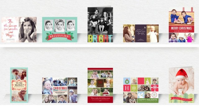Holiday Cards for $0.39 with Free Postage - Cyber Monday Deal