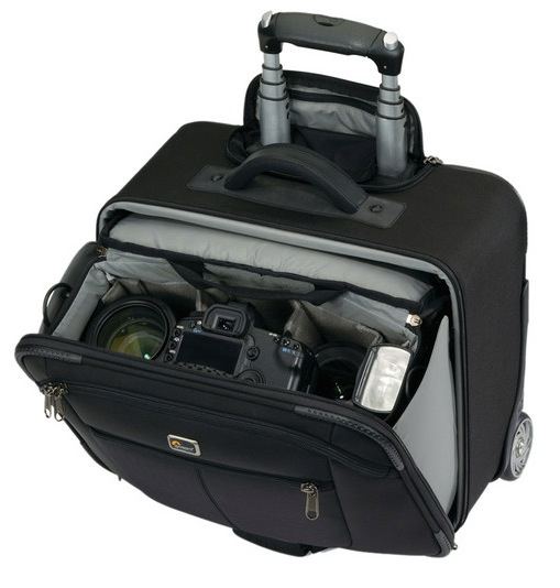 Lowepro Pro Roller Attache X50 Case for $79.95 - Black Friday Deal Alert