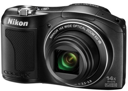 Nikon Coolpix L610 for $149.95 - Cyber Monday Deal Alert