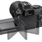 Nikon D5200 LCD