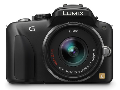 Panasonic Lumix G3 w/ Lens for $299 - Black Friday Deal Alert
