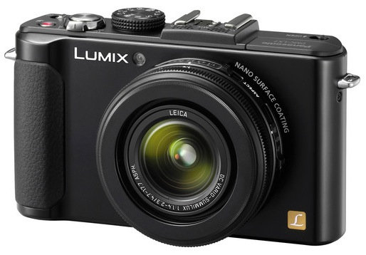 Panasonic Lumix LX7 for $299 - Black Friday Deal Alert