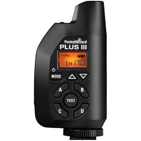 PocketWizard Plus III for $129 - Black Friday Deal Alert