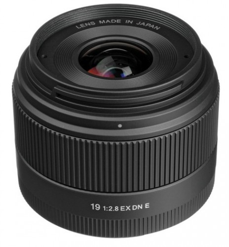 Sigma 19mm f/2.8 EX DN Lens for $149 - Cyber Monday Deal Alert