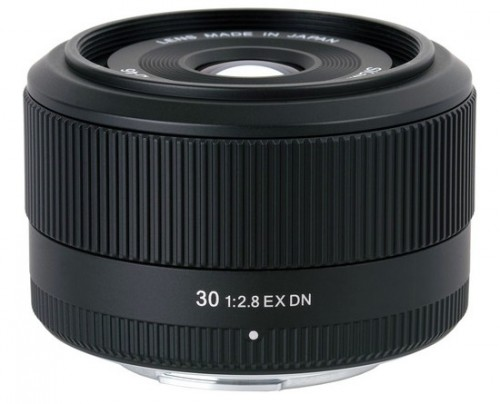 Sigma 30mm f/2.8 EX DN Lens for $149 - Black Friday Deal Alert
