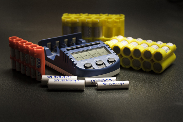Batteries and Battery Management for Photographers