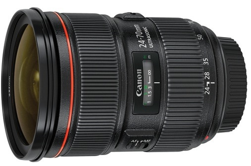 Canon 24-70mm f/2.8L IS Rumors