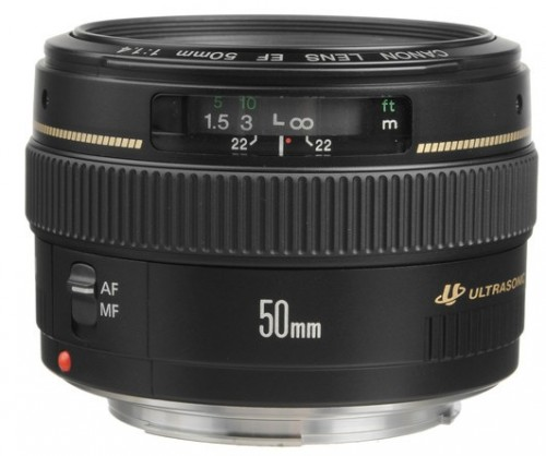 Canon 50mm f/1.4 USM Lens for $299 – Deal Alert