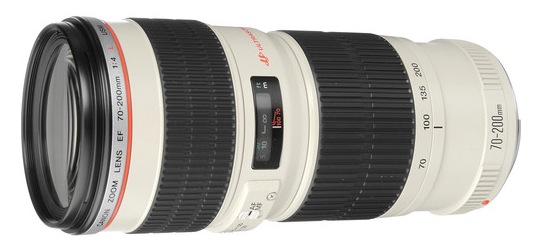 Canon 70-200mm f4