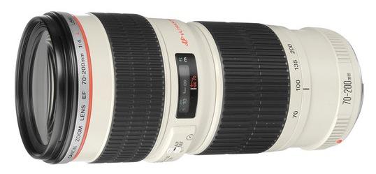 Canon 70-200mm f4