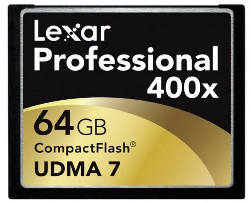 Lexar 64GB CF Card
