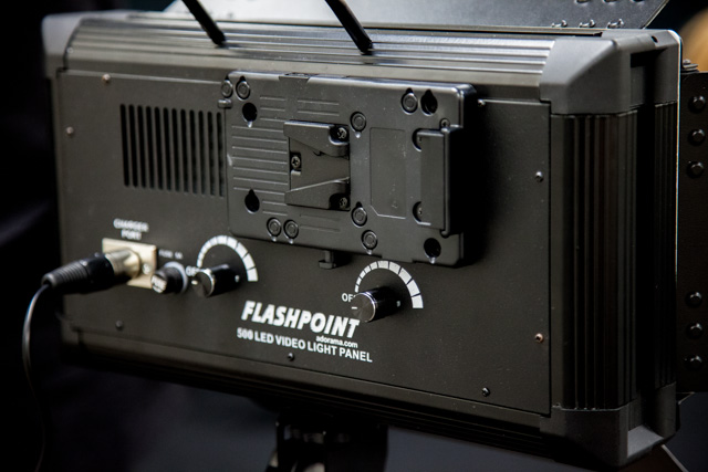 Flashpoint 500C LED Light