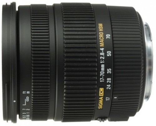 Sigma 17-70mm