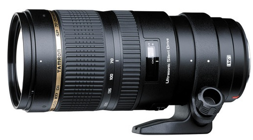 Tamron 70-200mm Lens