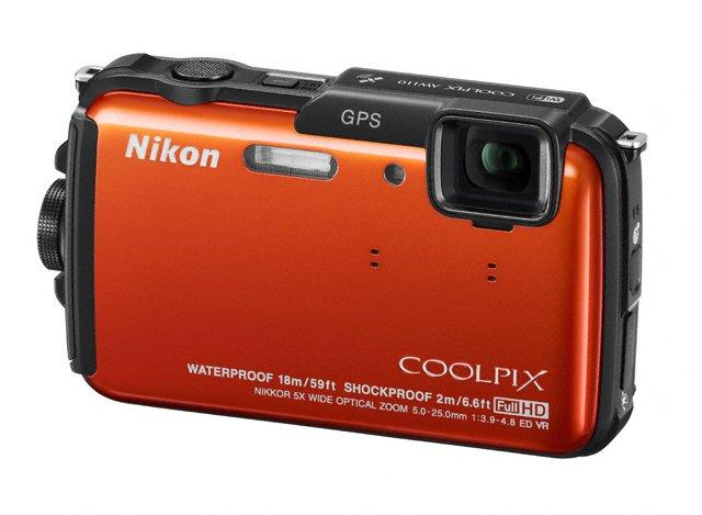 Nikon Coolpix A110