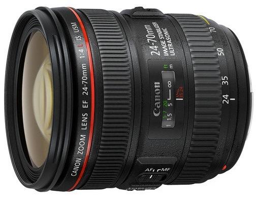 Canon 24-70mm f4