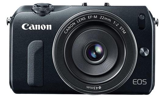 Canon EOS-M