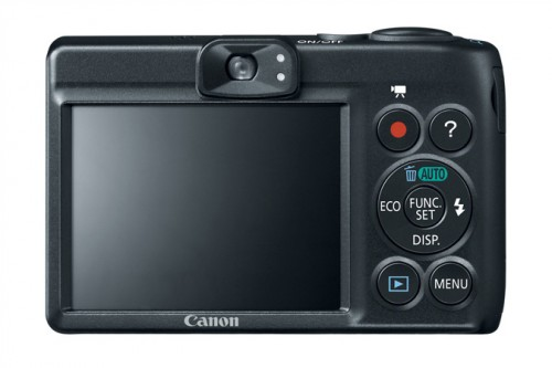 Canon PowerShot A1400 Back