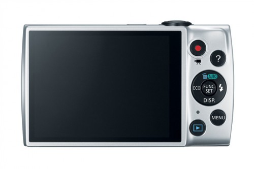 Canon PowerShot A2600 Back
