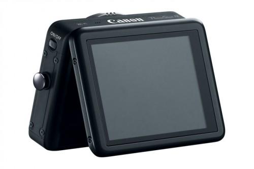 Canon PowerShot N Back