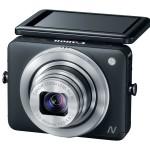 Canon PowerShot N LCD