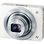 Canon PowerShot N White