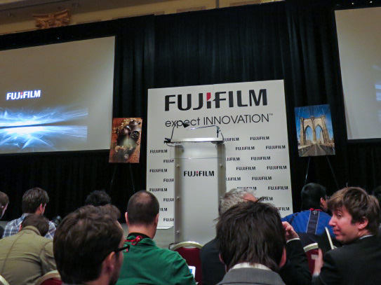 Fuji Press Conference