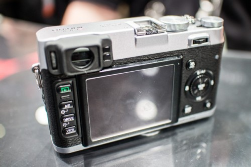 Fuji X100S-8