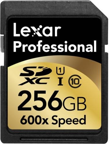 Lexar 256GB SDXC Card