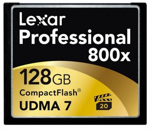 Lexar Pro 128GB CF Card