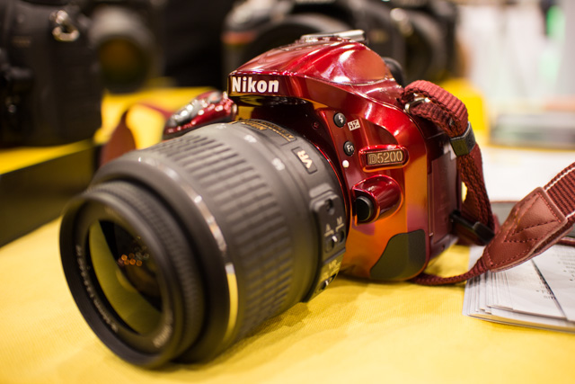 Nikon D5200