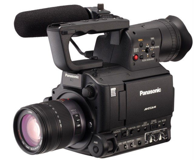 Panasonic AG-AF100A Officially Announced