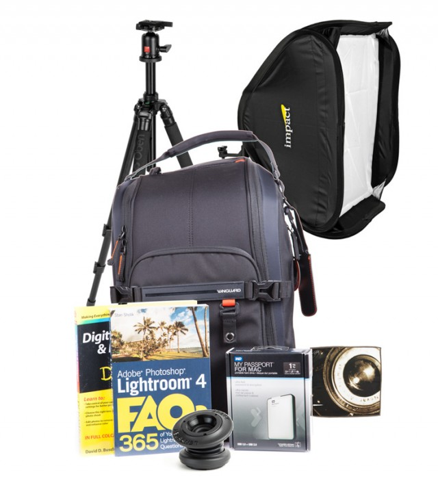 Photography Bay Swag Bag