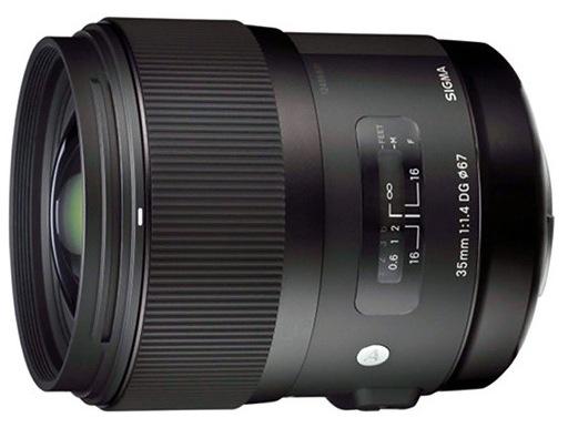 Sigma 35mm Lens