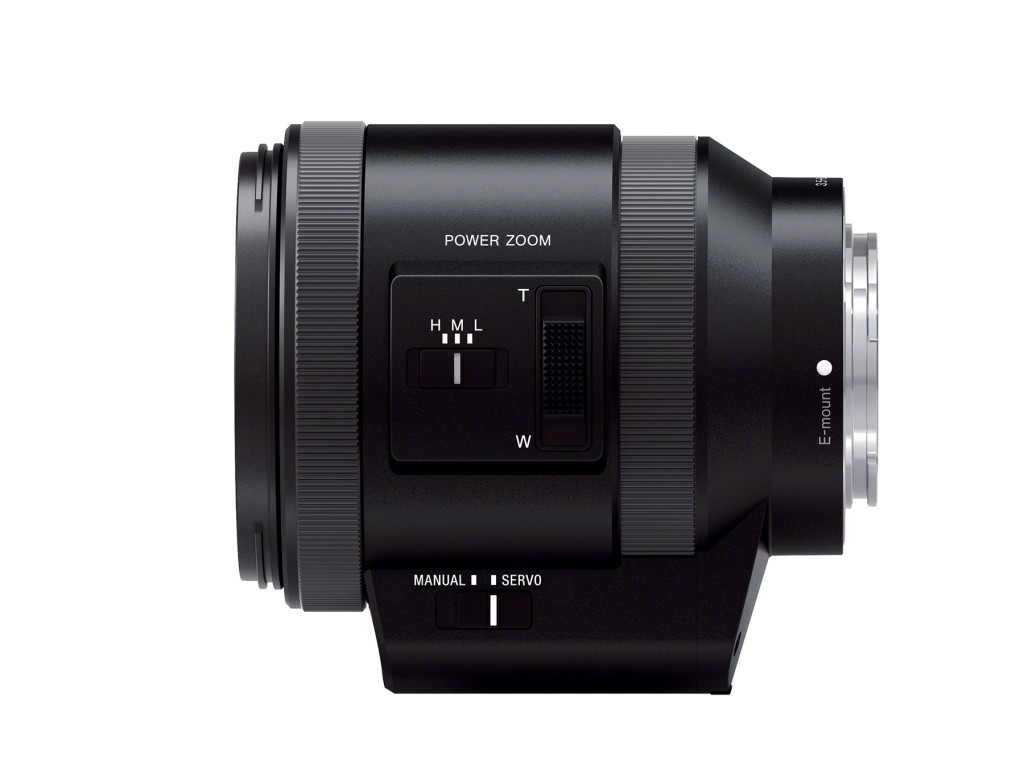 Sony 18-200mm Powered Zoom Lens