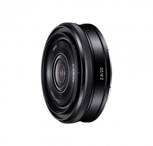 Sony 20mm NEX Lens