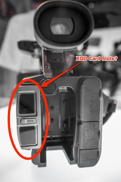 Sony XAVC 4K Camcorder