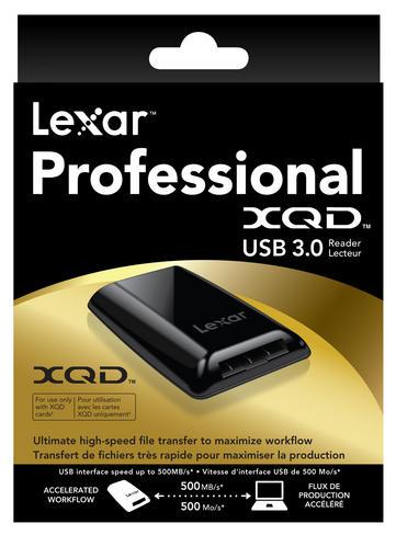 XQD Card Reader