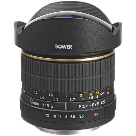 Bower 8mm