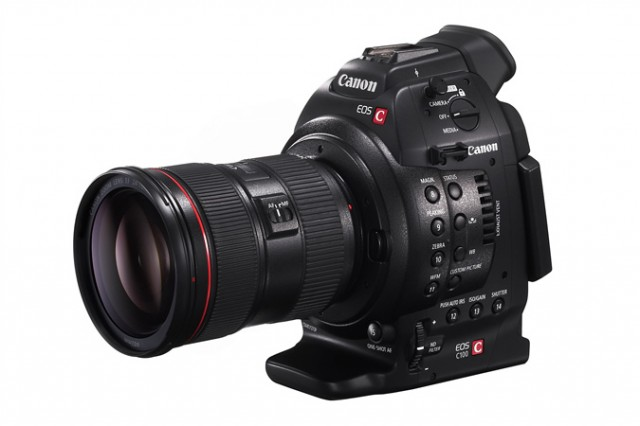 Canon Cinema Camera