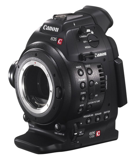 Canon EOS Cinema Camera