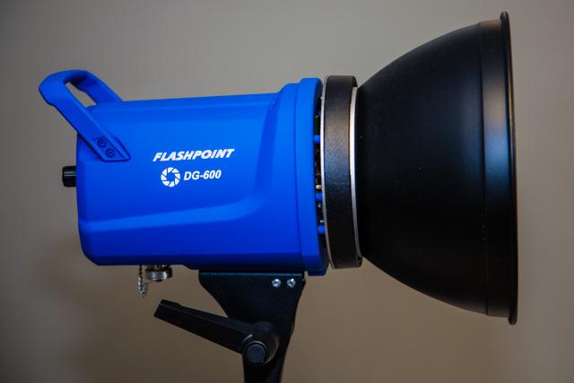 Flashpoint DG600