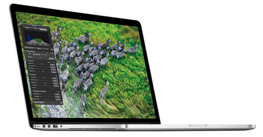 MacBook Retina