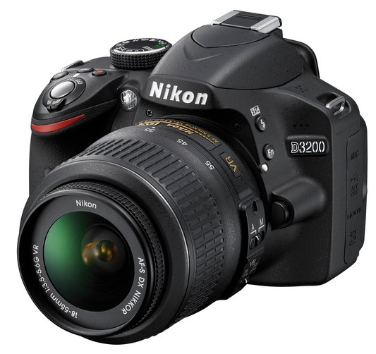 Nikon D3200