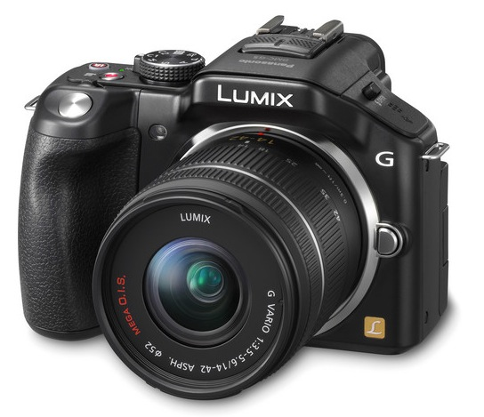 Panasonic Lumix G5